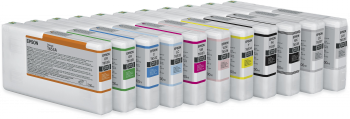 Tintenpatrone Vivid Light Magenta UltraChrome 200ml für Epson SureColor SC-P5000