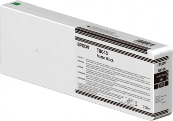 Tintenpatrone Matt Black 700ml für Epson SureColor SC-P6000/P7000/P8000/P9000