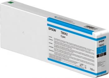 Tintenpatrone Cyan 700ml für Epson SureColor SC-P6000/P7000/P8000/P9000