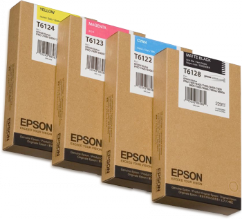 Tintenpatrone Photo Black 220ml für Epson Stylus Pro 7400/7450/9400/9450