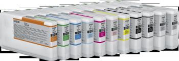 Tintenpatrone Orange UltraChrome 200ml für Epson SureColor SC-P5000