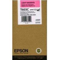 Tintenpatrone Light Magenta 220ml für Epson Stylus...
