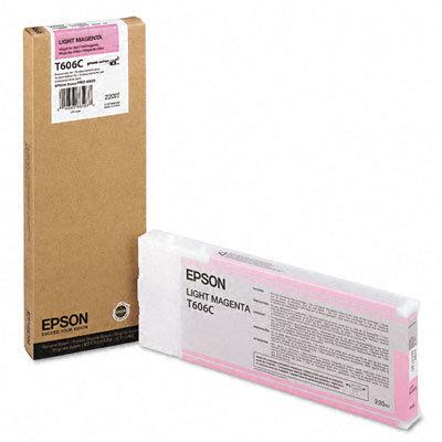 Tintenpatrone Lightmagenta 220ml für Epson Stylus Pro 4800