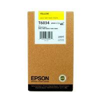 Tintenpatrone Yellow 220ml für Epson Stylus Pro...
