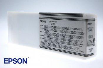 Tintenpatrone Matte Black 700ml für Epson Stylus Pro 11880
