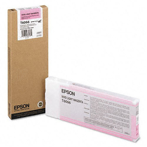 Tintenpatrone Vivid Light Magenta 220ml für Epson Stylus Pro 4880