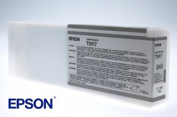 Tintenpatrone Light Black 700ml für Epson Stylus Pro 11880