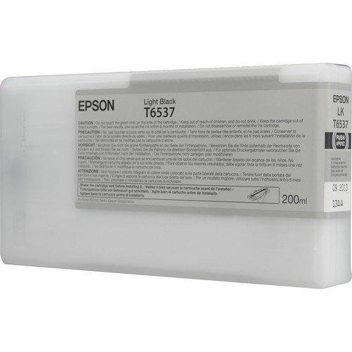 Tintenpatrone Light Black 200ml für Epson Stylus Pro 4900