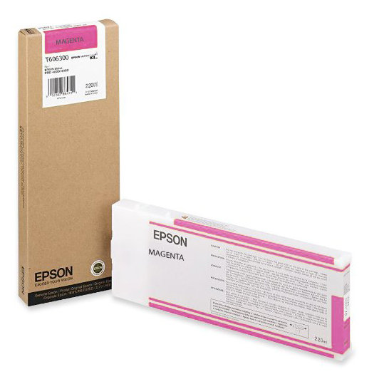 Tintenpatrone Vivid Magenta 220ml für Epson Stylus Pro 4880