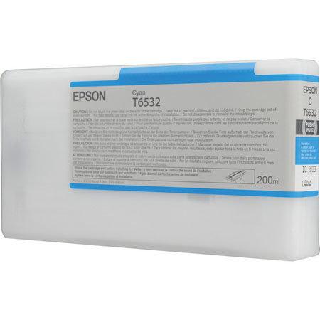 Tintenpatrone Cyan 200ml für Epson Stylus Pro 4900