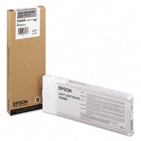 Tintenpatr. Light-Light-Black 220ml für Epson Stylus Pro 4800/4880