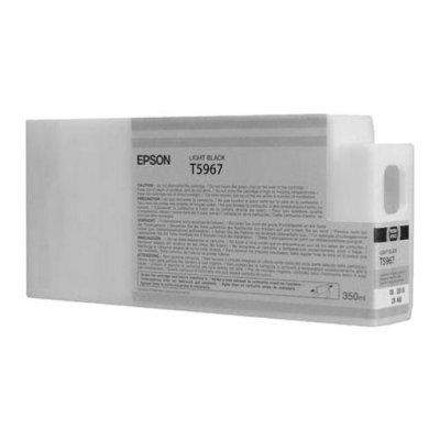 Tintenpatrone Light Black 350ml für Epson Stylus Pro 7900/990