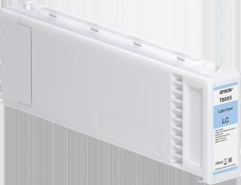 Tintenpatrone Light Cyan UltraChrome PRO 700ml für SureColor SC-P20000