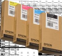 Tintenpatrone Magenta 220ml für Epson Stylus Pro...