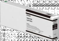 Tintenpatrone Light Black 700ml für Epson SureColor...