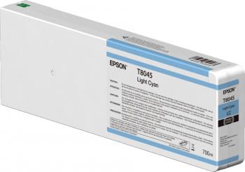 Tintenpatrone Light Cyan 700ml für Epson SureColor SC-P6000/P7000/P8000/P9000
