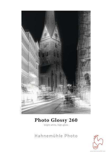 Hahnemühle Photo Glossy 260  DIN A4 260gsm 25 Blatt
