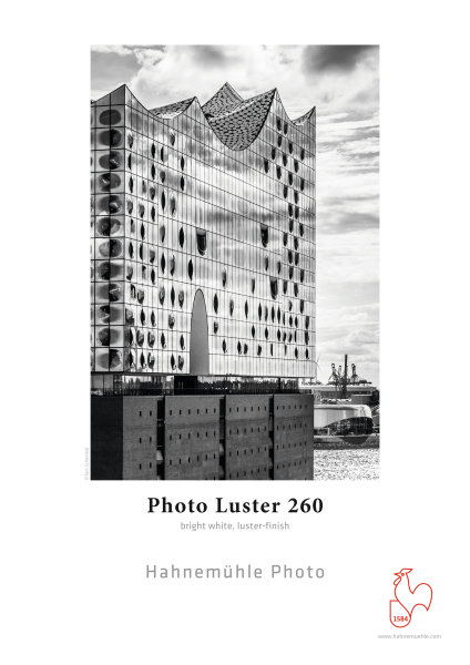 Hahnemühle Photo Luster 260  DIN A4 260gsm 25 Blatt