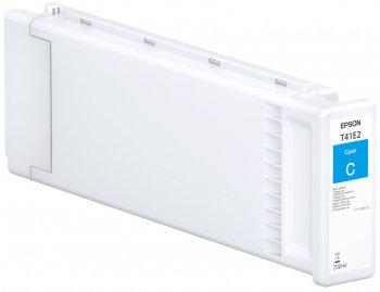 Tintenpatrone Ultrachrome XD2 Cyan 700ml für Epson SureColor SC-T34xx/SC-T54xx